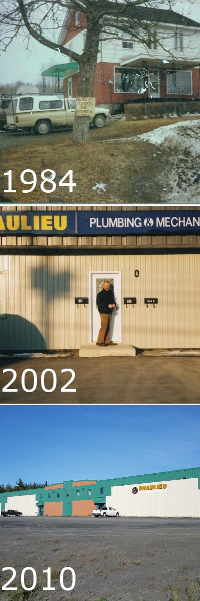 Beaulieu-history